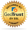 GeoTrust SSL seal