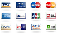 payment method logos/icons
